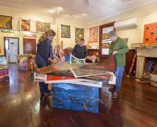 Laverton - Laverton Outback Gallery interior