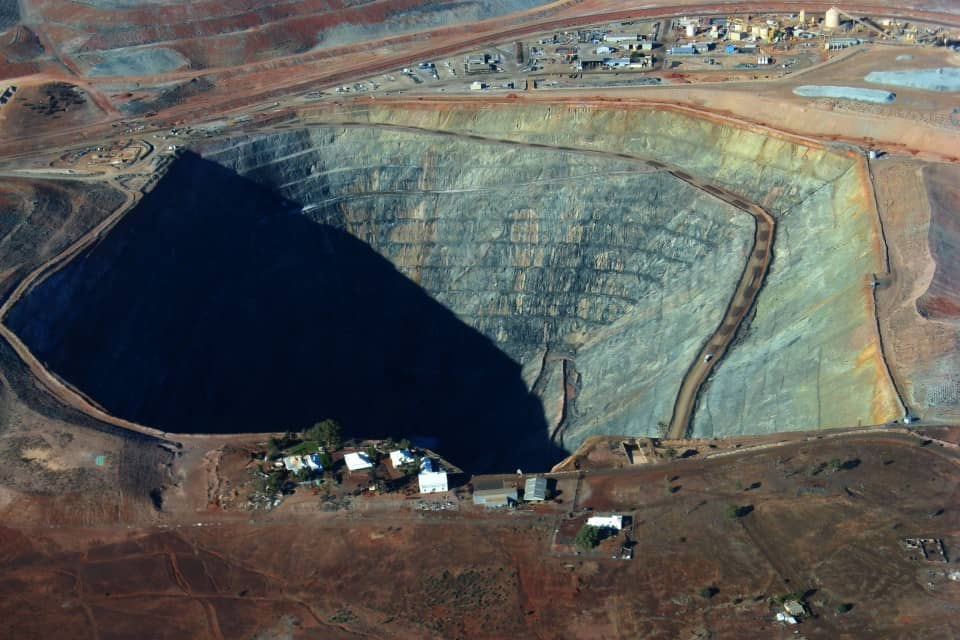 Image result for image of gwalia gold mine