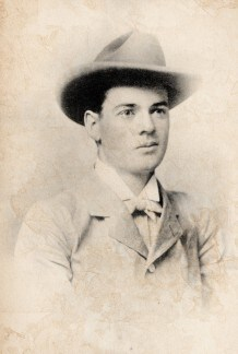 A young Herbert Hoover