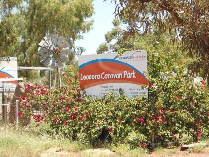 Leonora Caravan Park