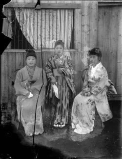 Japanese 'working girls'
