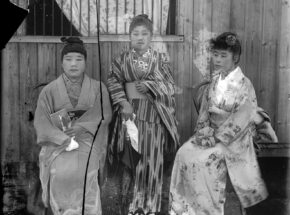 Japanese 'working girls'
