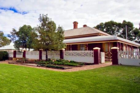 Hoover House Gwalia